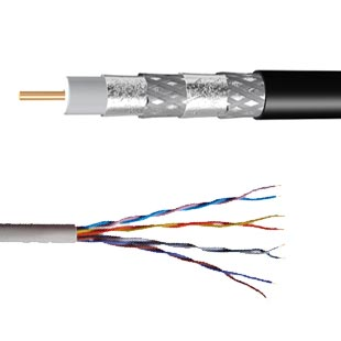 CABLE DE COMMUNICATION
